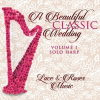 CD cover A BEAUTIFUL CLASSIC WEDDING VOL. 1