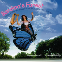 Bardina's Forest CD