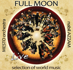Full Moon CD by Mesto