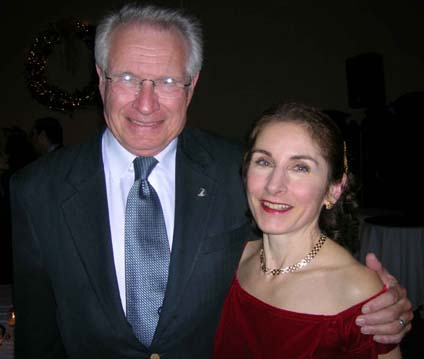 Dave Grusin and Stephanie Bennett