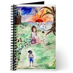 happy girl journal