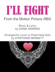 I'll Fight Sheet Music Cover